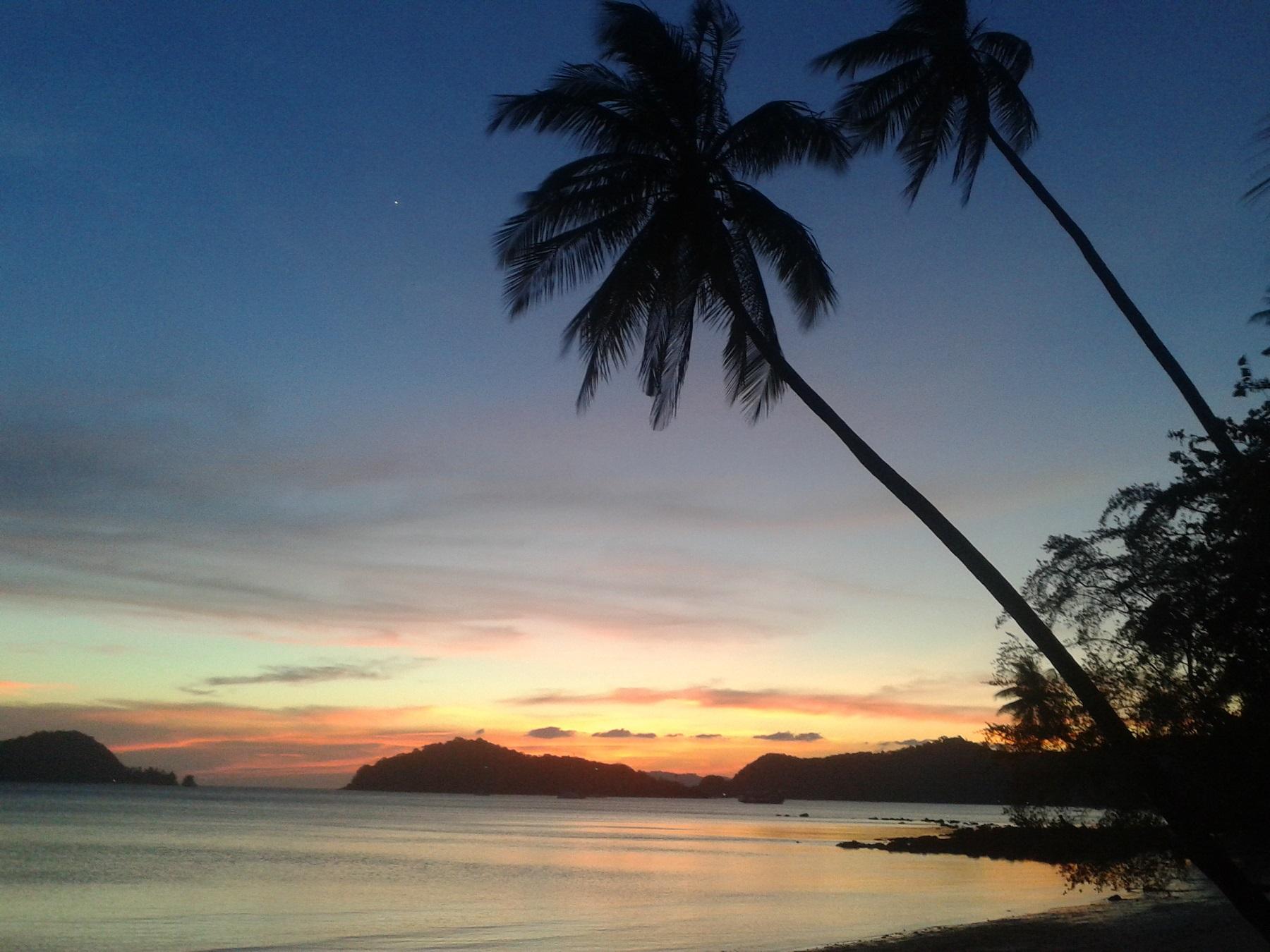 beach-sunset-koh-Mak